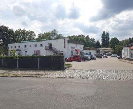 Gewerbehof in Erkner